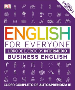 EFE BUSINESS ENGLISH NIVEL INTERMEDIO - LIBRO DE EJERCICIOS