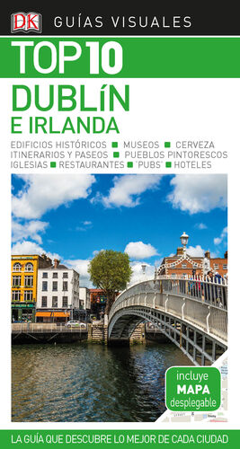 GUÍA VISUAL TOP 10 DUBLÍN E IRLANDA