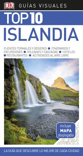 GUÍA VISUAL TOP 10 ISLANDIA