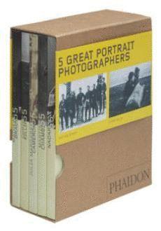 FIVE GREAT PORTRAIT PHOTOGRAPHERS