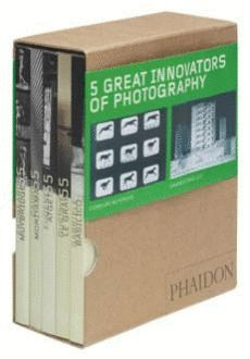 FIVE GREAT INNOVATORS OF FOTOGRAPHY