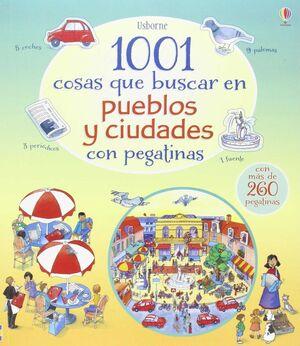 1001 COSAS QUE BUSCAR PUEBLOS Y CIUDADES