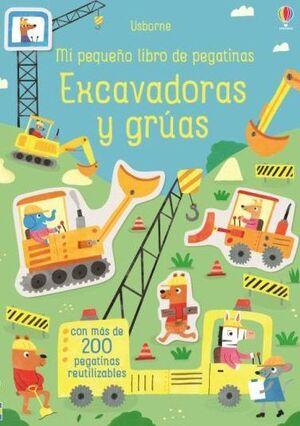 EXCAVADORAS Y GRÚAS