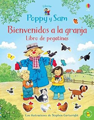 POPPY AND SAM BIENVENDIOS A LA GRANJA