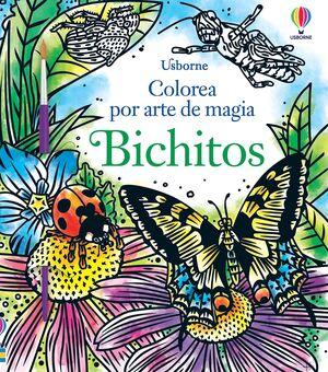 BICHITOS COLOREA POR ARTE DE MAGIA