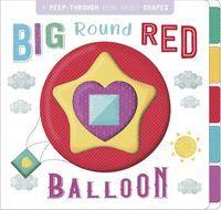 BIG ROUND READ BALLOON
