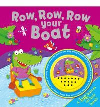 ROW, ROW, ROW YOUR BOAT (BIG BUTTON)