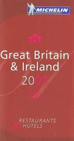 GREAT BRITAIN & IRELEAND 2007 GUIA ROJA