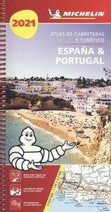 ATLAS ESPAÑA Y PORTUGAL 2021