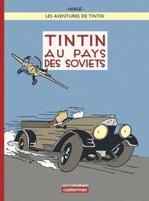 LES AVENTURES DE TINTIN: TINTIN AU PAYS DES SOVIETS