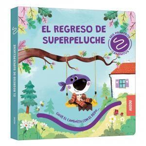 EL REGRESO DE SUPERPELUCHE - CARTONE -