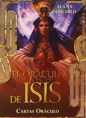 ORÁCULO DE ISIS : CARTAS ORÁCULO
