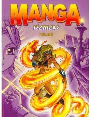 MANGA. TECNICAS