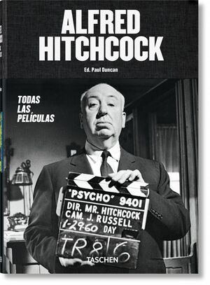 ALFRED HITCHCOCK. TODAS LAS PELÍCULAS