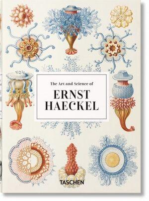 ERNST HAECKEL 40 YEARS
