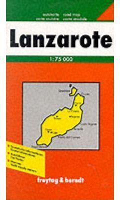 LANZAROTE 1:75 000