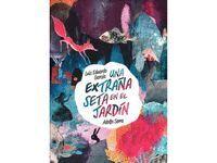 UNA EXTRAÑA SETA EN EL JARDIN-POESIA-