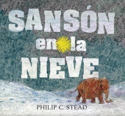 SANSON EN LA NIEVE