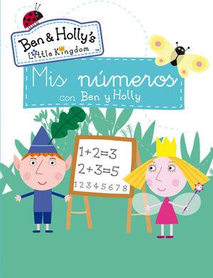 MIS NÚMEROS CON BEN Y HOLLY (EL PEQUEÑO REINO DE BEN Y HOLLY. ACTIVIDADES)