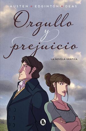 ORGULLO Y PREJUICIO (LA NOVELA GRÁFICA)