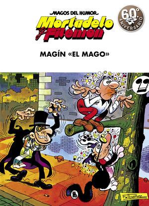 MORTADELO Y FILEMÓN. MAGÍN EL MAGO (MAGOS DEL HUMOR 17)
