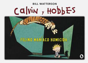 FELINO MANÍACO HOMICIDA (SÚPER CALVIN Y HOBBES 3)