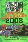 GUINNESS 2008. EDICIÓN VIDEOJUEGOS
