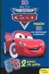 CARS. LIBRO 3D