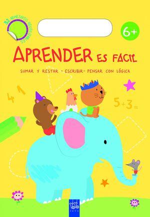 APRENDER ES FÁCIL +6