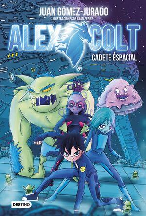 ALEX COLT. CADETE ESPACIAL 1