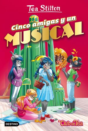 CINCO AMIGAS Y UN MUSICAL