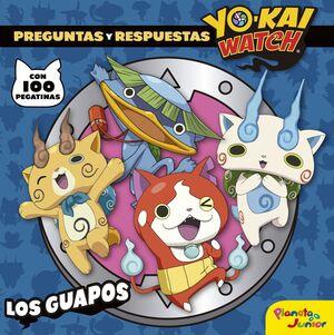 YO-KAI WATCH. LOS GUAPOS