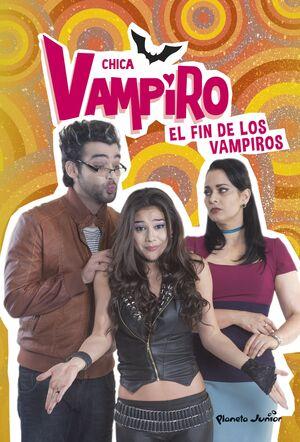 buy good wide varieties hot product CHICA VAMPIRO. EL FIN DE LOS VAMPIROS - Librería Sinopsis