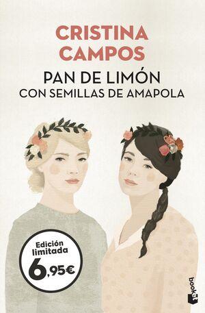 PAN DE LIMÓN CON SEMILLAS DE AMAPOLA