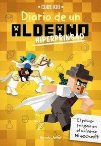 MINECRAFT. DIARIO DE UN ALDEANO HIPERPRINGAO 5