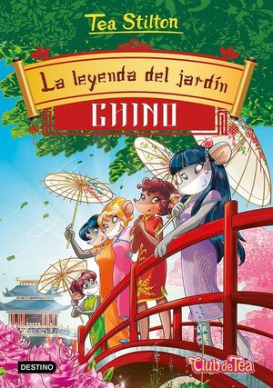 TS 34. LA LEYENDA DEL JARDIN CHINO