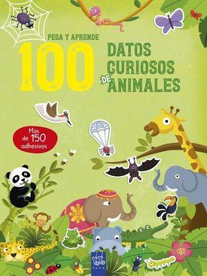 100 DATOS CURIOSOS DE ANIMALES
