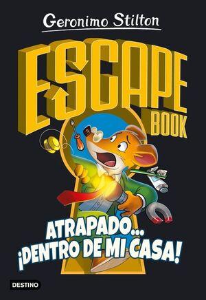 ESCAPE BOOK. ATRAPADO... ÍDENTRO DE MI CASA!
