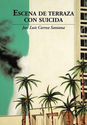 ESCENA DE TERRAZA CON SUICIDA