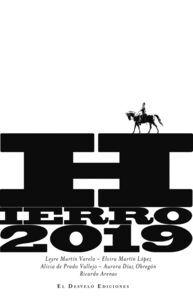 XXXVIII PREMIOS HIERRO DE POESÍA Y RELATO BREVE