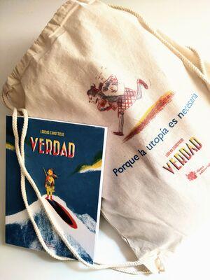 VERDAD + MOCHILA