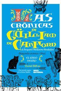 LAS CRONICAS DE GUILLIAM DE CANFORD II