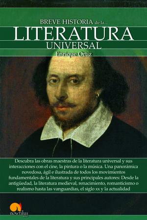 BREVE HISTORIA DE LA LITERATURA UNIVERSAL