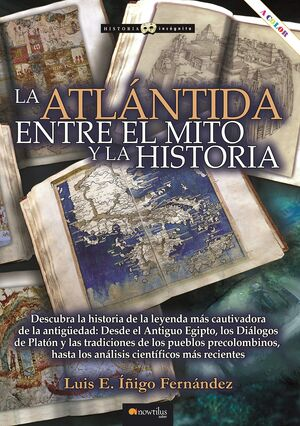 LA ATLANTIDA ENTRE EL MITO Y LA HISTORIA