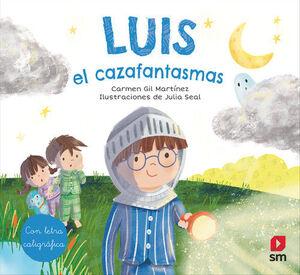 LUIS EL CAZAFANTASMA
