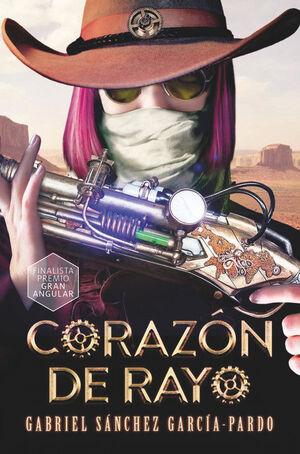 CORAZÓN DE RAYO