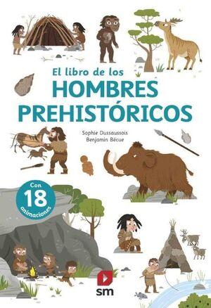 EL LIBRO DE LOS HOMBRES PREHISTÓRICOS