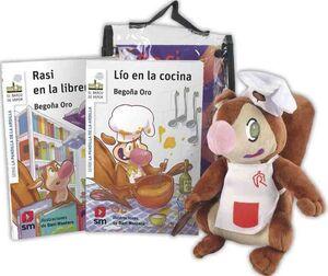 PACK DE RASI CHEF