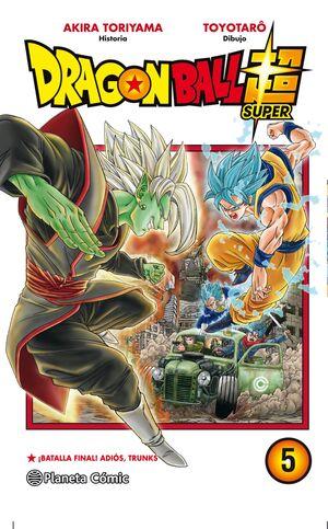 DRAGON BALL SUPER Nº 05