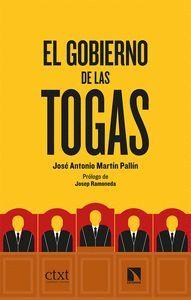 EL GOBIERNO DE LAS TOGAS